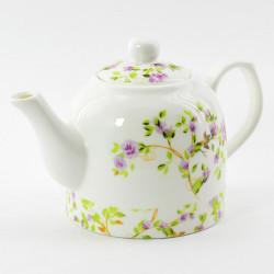 """Чайник заварочный """"Розовое дерево"""" фарфор, арт. 0032"""