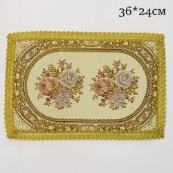Салфетка декоративная 24*36см, арт. 0283