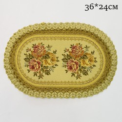 Салфетка декоративная 24*36см, арт. 0285