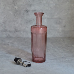 Бутылка для масла 500мл. цветное стекло, арт. 0317