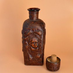 """Бутылка в коже """"Дон Кихот"""" арт. 6013/k"""