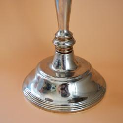 Канделябр на 5 свечей, серебрение б/у 6007/к