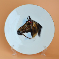 "Декоративная тарелка ""Лошадь"" 2шт., арт. 5953"