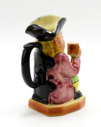 "Кувшин - молочник Тоби TOBY JUG ""Пират с бокалом пива"" 13см, арт. 0707/1"