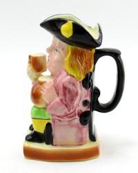 "Кувшин - молочник Тоби TOBY JUG ""Пират с бокалом пива"" 13см, арт. 0707/2"
