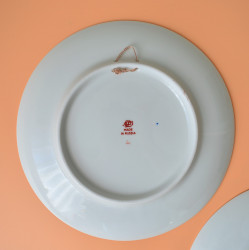 "Декоративная тарелка ""Ни рыбы ни чешуи. Ни пуха ни пера"" 2шт., арт. 5950"