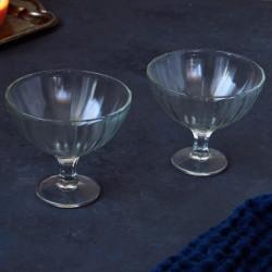 "Креманка, набор из 2 шт. ""Грани"",  арт. 4780"