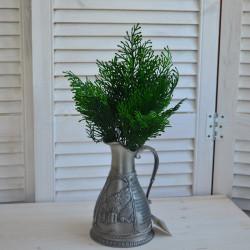 Цветок искусственный куст Туя h=35см, арт. 5905