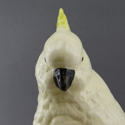 """Фигура большая """"Белый попугай"""", арт. 0896"""