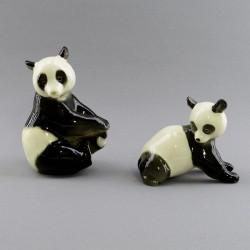 """Статуэтка 2шт. """"Панда"""", арт. 1076"""