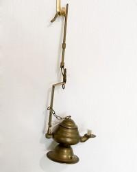 """Подвесная масляная лампа """"Чайник"""", арт.1110"""