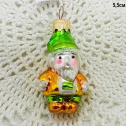 """Елочная игрушка """"Гномик"""", арт. 1444 ID3589"""