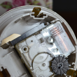 "Часы ""Розы"" фарфор, арт. 2603"