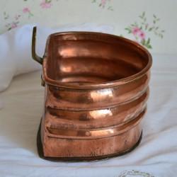 Солонка настенная медь арт. 2287