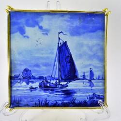 """Подставка под горячее """"Лодка"""" , арт. 1233"""