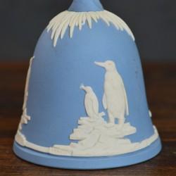 """Колокольчик """"Пингвины"""" New Year 1979, арт. 2970"""