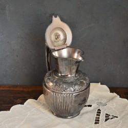 Кувшин для вина серебрение, арт. 0722