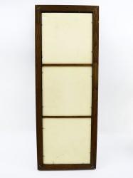 """Панно -  плитка в деревянной раме 3 в 1 """"Сцены из жизни"""", арт. 1305"""