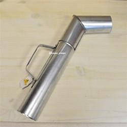 Труба для самовара с ручкой, арт. 1333
