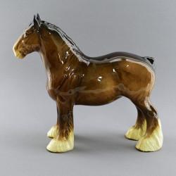 "Статуэтка ""Конь тяжеловес"", арт. 1389"