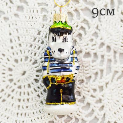 """Елочная игрушка """"Волк из Ну Погоди"""", арт.  5997 ID2011"""