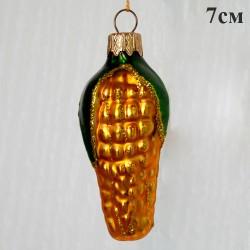 """Елочная игрушка """"Кукуруза"""", арт. 1448 ID2073"""