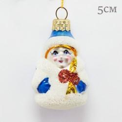 """Елочная игрушка """"Снегурочка"""", арт. 1469 ID2126"""