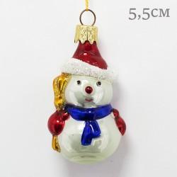 "Елочная игрушка ""Снеговик"", арт. 1469 ID2125"