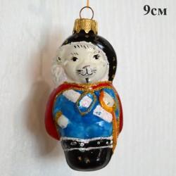 "Елочная игрушка ""Кот в сапогах"", арт. 1470 ID2098"