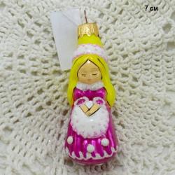 """Елочная игрушка """"Золушка"""", арт. 1447 ID3678"""