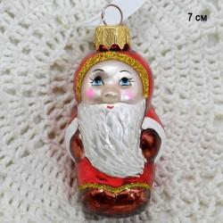 """Елочная игрушка """"Гном с длинной бородой"""", арт. 1447 ID3660"""