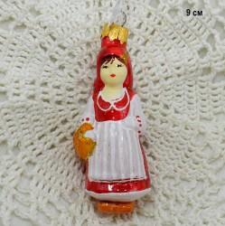 "Елочная игрушка ""Красная шапочка"", арт. 1447 ID3689"