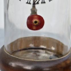 Бутылка с краном в дереве, б/у 5942/к