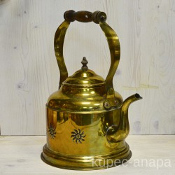 Чайник латунный для кипятка 2,5л., арт. 1658