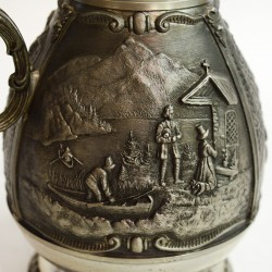 "Кувшин для вина ""После охоты"", арт. 1668"
