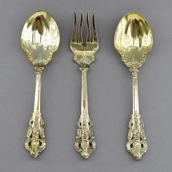 Ложка для салата. 26см., арт. 1706