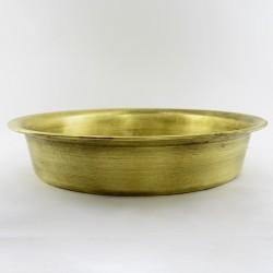 Латунный таз для варенья, 4,5 литра., арт. 1735/3