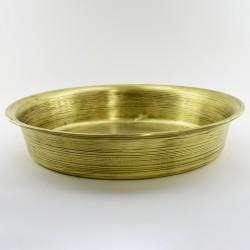 Латунный таз для варенья, 4,5 литра., арт. 1735/5