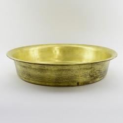 Латунный таз для варенья, 4,5 литра., арт. 1735/6