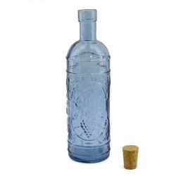 "Бутылка ""Анис"" серо-голубая 500мл. ., арт. 1758"
