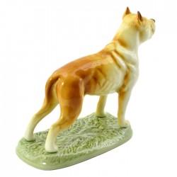 "Статуэтка собака ""Стаффорд"" на подставке, арт. 3281"