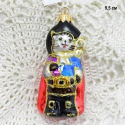 "Елочная игрушка ""Кот в сапогах"", арт. 5311 ID3794"
