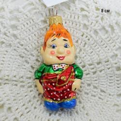 """Елочная игрушка """"Карлсон"""", арт. 5307 ID3795"""