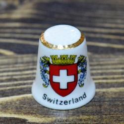 """Наперсток """"Switzerland"""""""