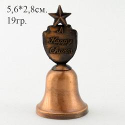 """Колокольчик из серии города """"Mount Robson"""", арт. 3391"""