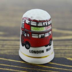 "Наперсток ""London bus"""