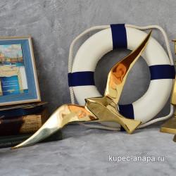 Декоративный спасательный круг d.30см (синий), арт. 4507