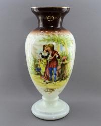 """Ваза """"Влюбленная пара"""" 36см., арт. 1828"""