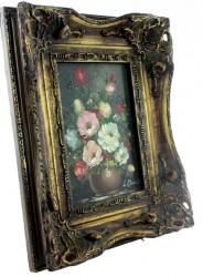 """Картина в деревянной раме """"Розы"""", арт.3599"""