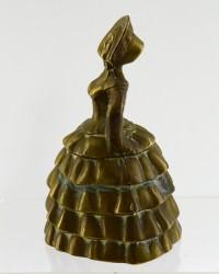 "Колокольчик ""Дама"", арт. 1972"